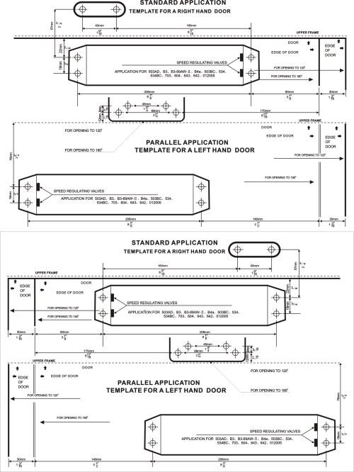 small resolution of  sentry safety door closer 3603