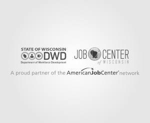 DWD and Job Center of Wisconsin logo