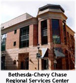 photo of Bethesda-Chevy Chase Regional Services Center building