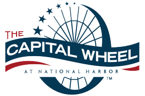 Graphic of the Capital Wheel conference logo