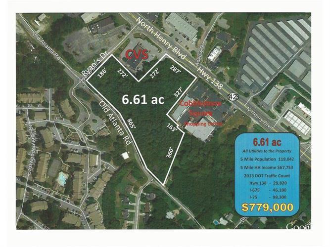 5393 N Henry Boulevard Stockbridge GA 30281 MLS  5791413 Weichertcom