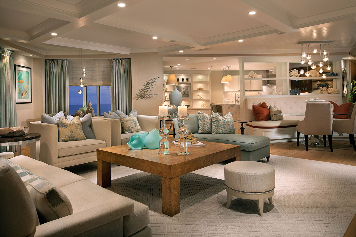 Miami South Beach and South Florida Interior Designers  W