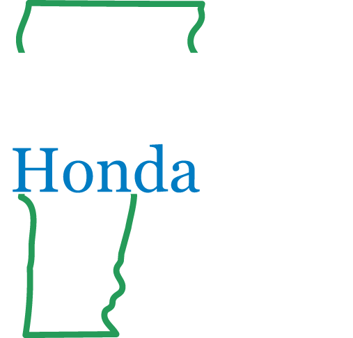 802 Honda Full Color Square - white - WDEV Radio