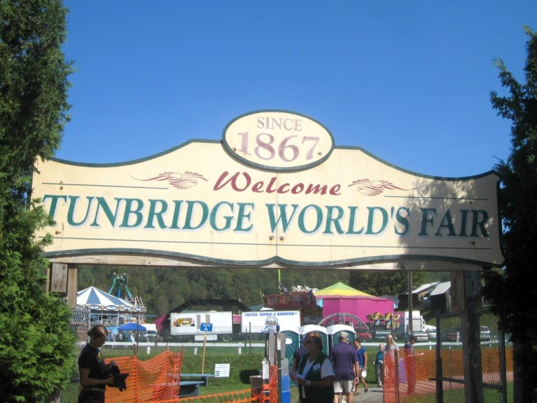 Tunbridge World's Fair WDEV Vermont Radio