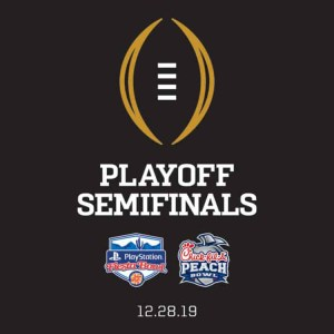 College Football Playoff Semifinal – Oklahoma vs. LSU