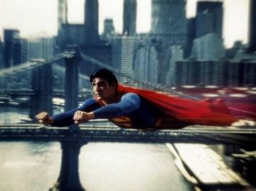 Superman Flying 3