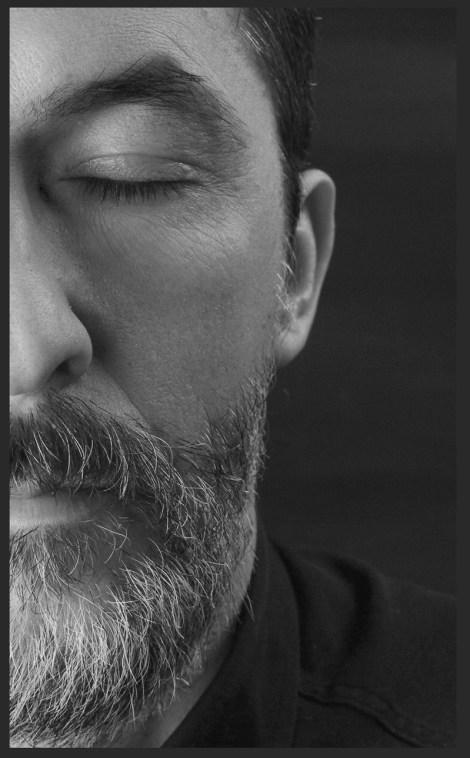Tadeusz Żaczek - autoportret