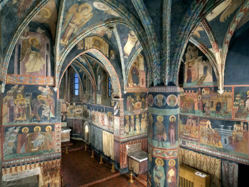 Kaplica Zamkowa Trójcy Świętej