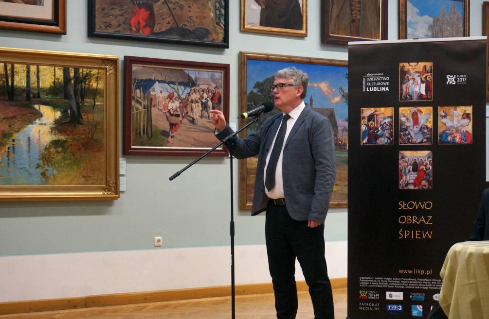 Prof. dr hab. Andrzej Gil