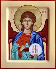 Ikona Archanioła Gabriela