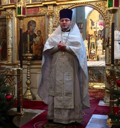 Ks. prot. Jerzy Łukaszewicz