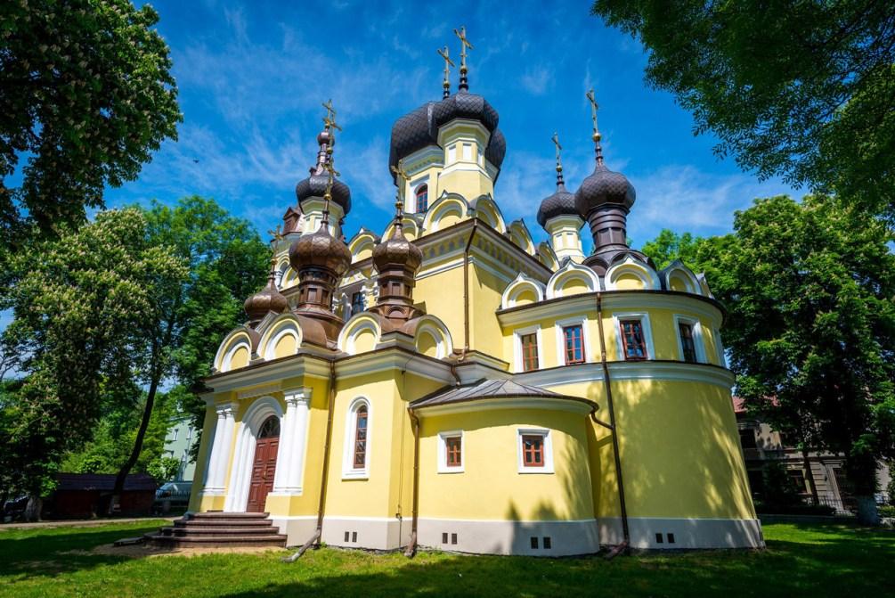 Cerkiew Zaśnięcia Najświętszej Maryi Panny w Hrubieszowie
