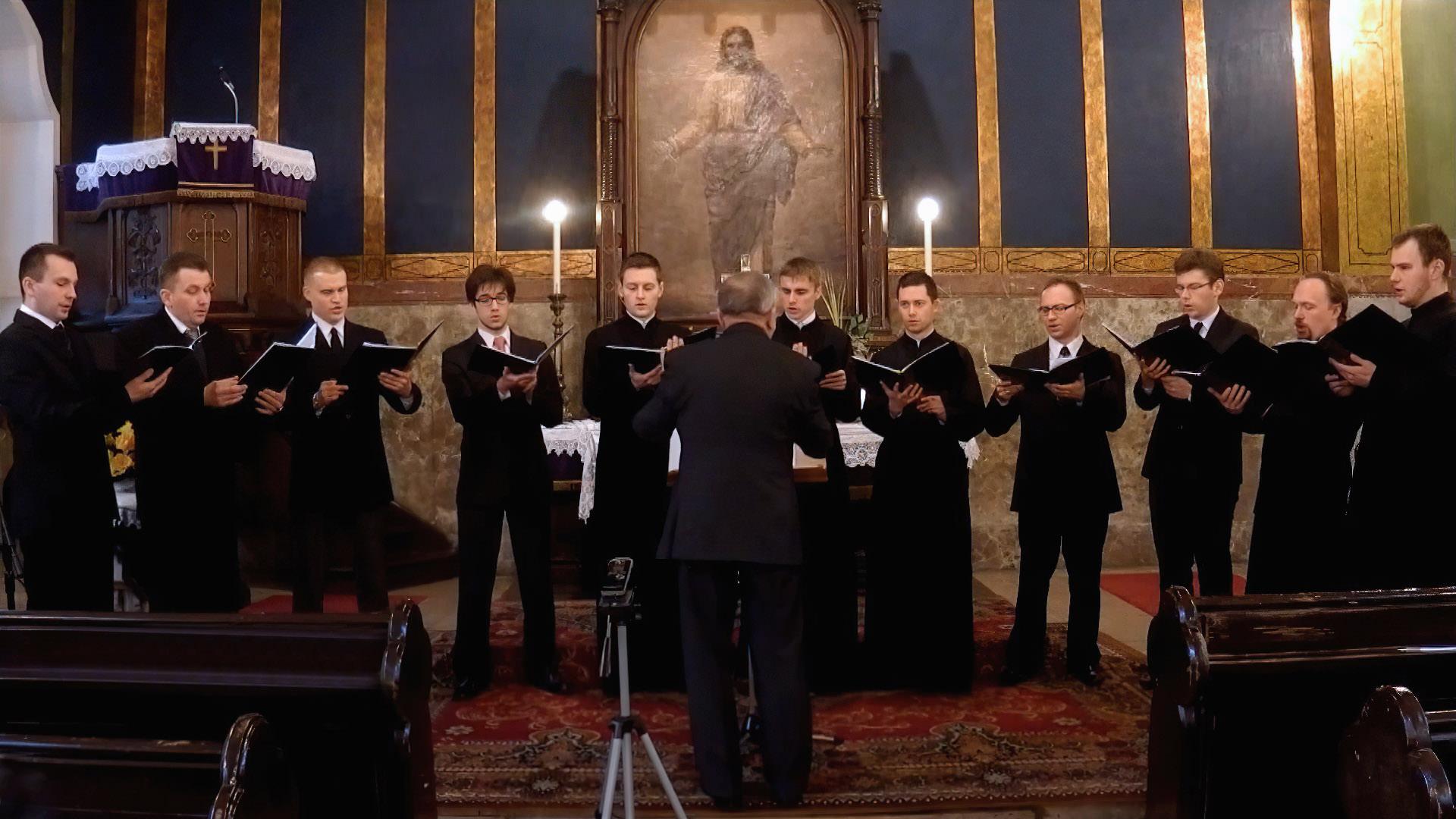 Kameralny Chór Męski Chrześcijańskiej Akademii Teologicznej w Warszawie