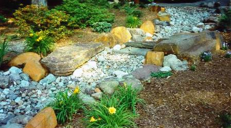 diamond landscapes - water features