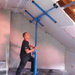 Bydgoszc przygotowanie zabudowy i paroizolacji przed wdmuchaniem celulozy  thermofloc