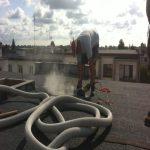Unisław docieplenie stropodachu bloku mieszkalnego