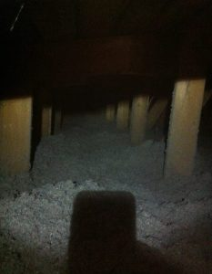 Wełna mineralna i celuloza ocieplenie poddasza