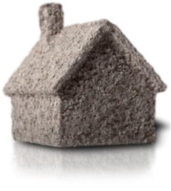 wełna mineralna materiał izolacyjny na wdmuchiwanie dociepleń i ocieplenie budynków