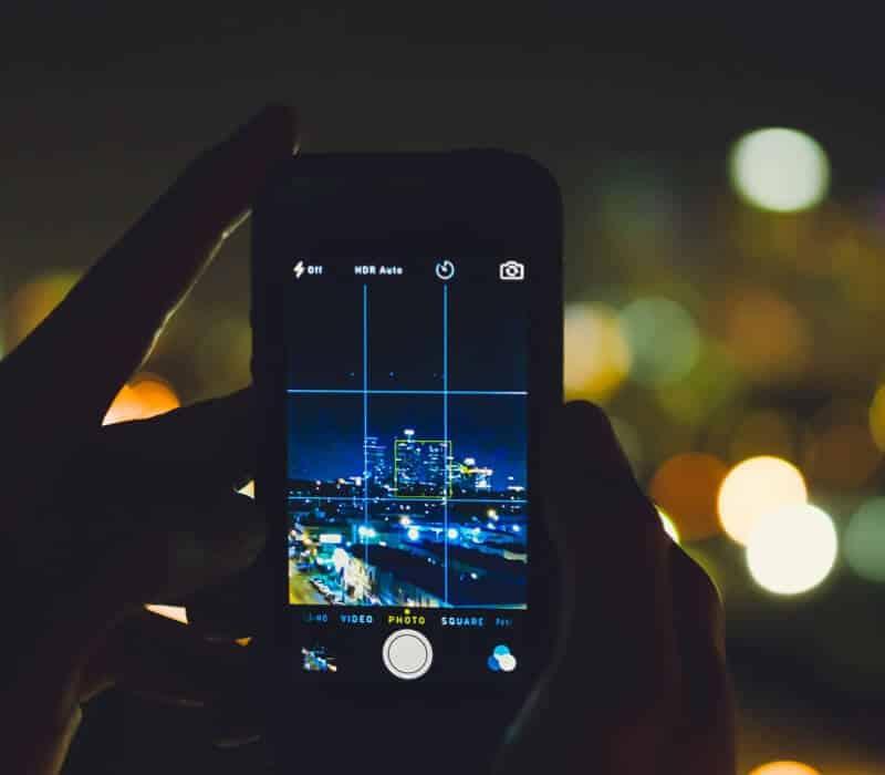 Better Phone Photos Night