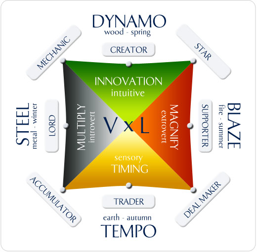 How to Create Wealth - Wealth Dynamics Square