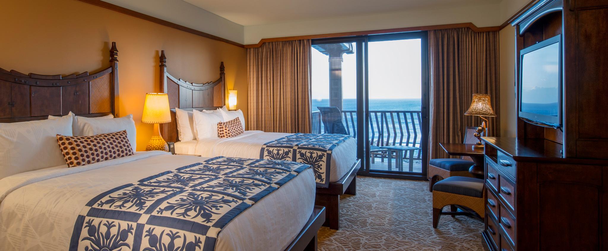 queen sleeper sofa rooms to go ciak three bedroom grand villa | aulani hawaii resort & spa