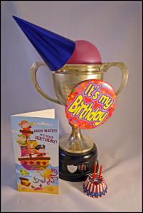 Centenary Trophy 2014