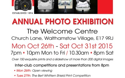 Annual Exhibition 2015