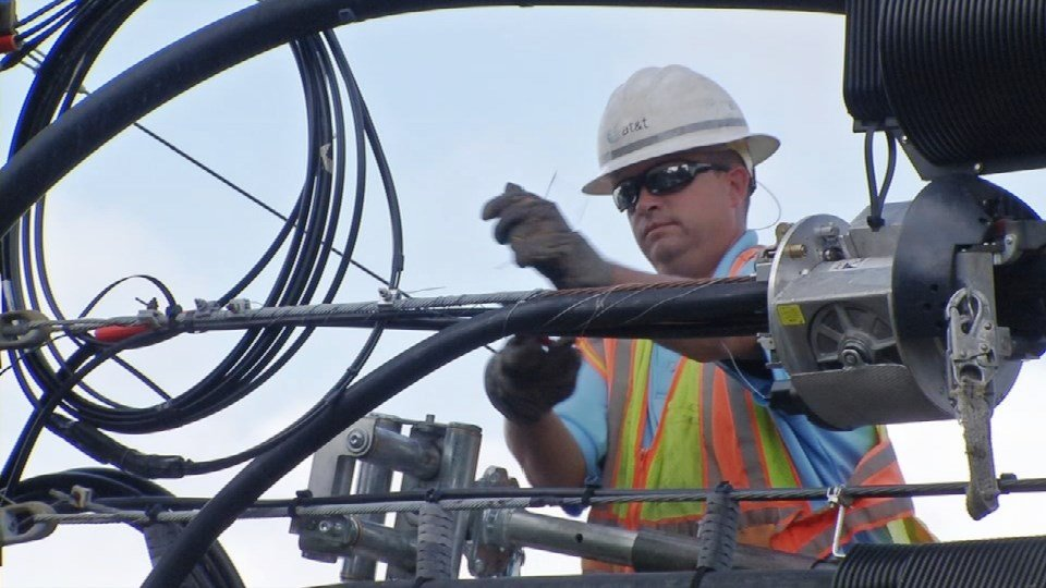 At&t Fiber Now 'available Widely' In Louisville Area