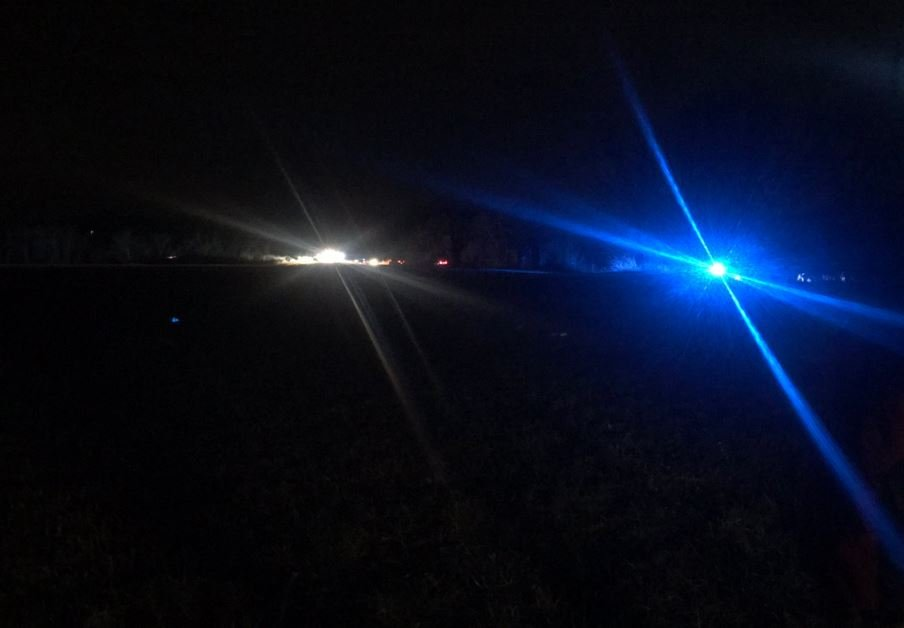 Johnson was found on a bridge over the Salt River on Greenwell Ford Drive.