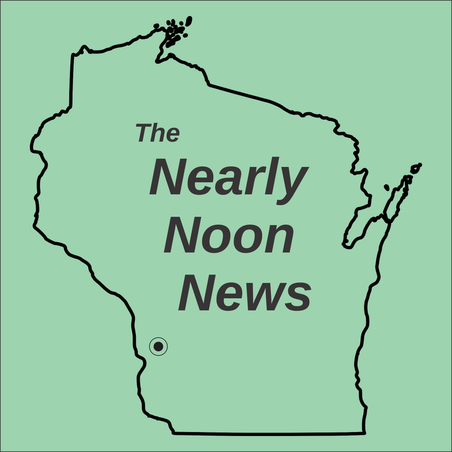 The Nearly Noon News