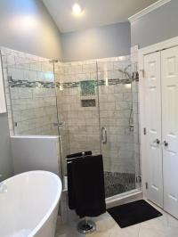 Full Shower & Bath Remodel in NC | W.D. Smith Construction