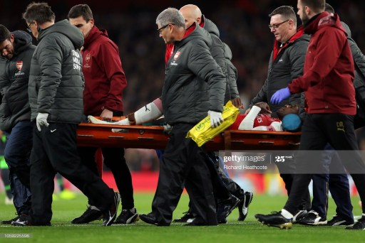 Danny Welbeck has had several injury concerns over the years
