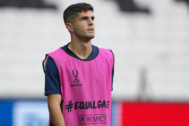Pulisic to undergo scan on hamstring injury