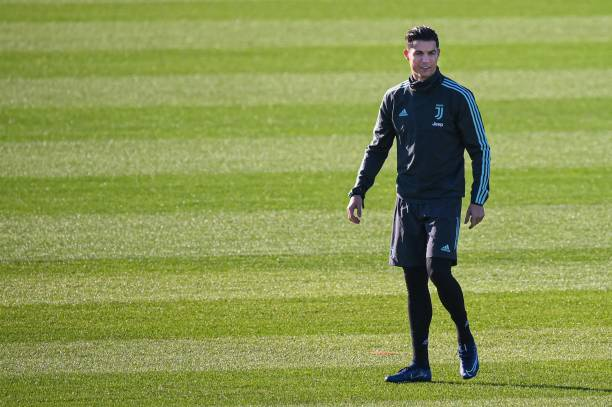 Ronaldo available after negative COVID-19 test result