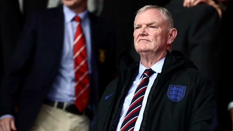 FA Chairman Greg Clarke resigns after using offensive term