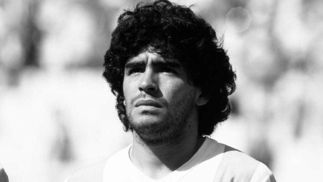 All time Football great Diego Maradona dies aged 60