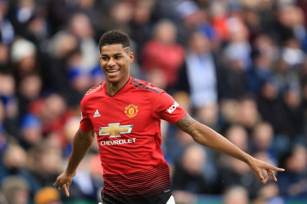 Rashford overwhelmed as UK government consents to new child support package