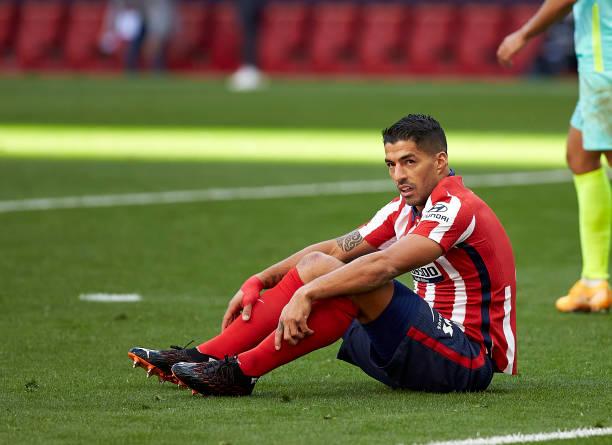 Suarez to miss Bayern Munich clash after positive COVID-19 test