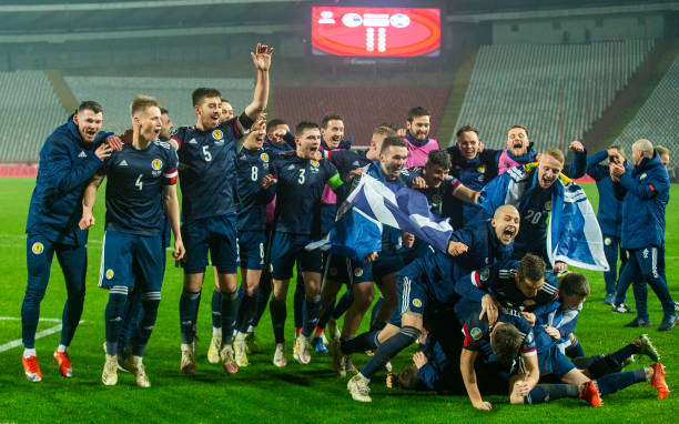Scotland qualify for first major tournament since 1998