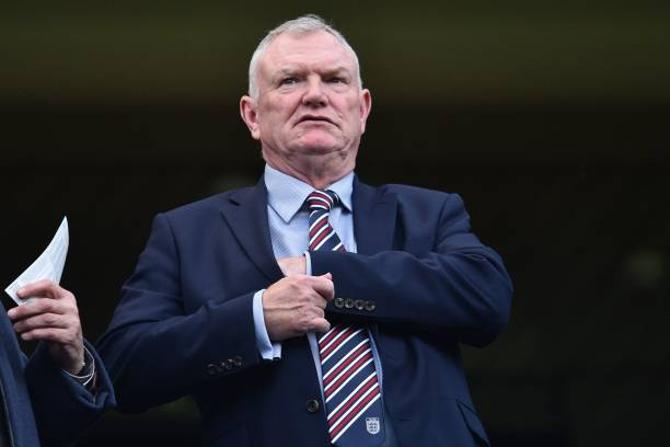 FA Chairman Greg Clarke steps down after using offensive term