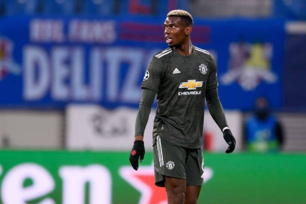 Pogba unlikely to leave Man Utd in January - Raiola