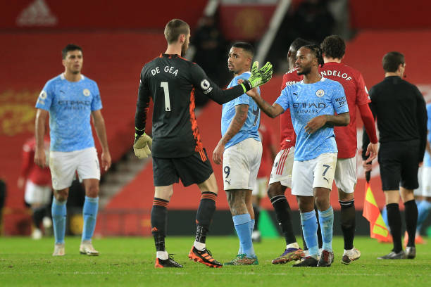 Manchester United 0-0 Manchester City: Derby ends in bore draw