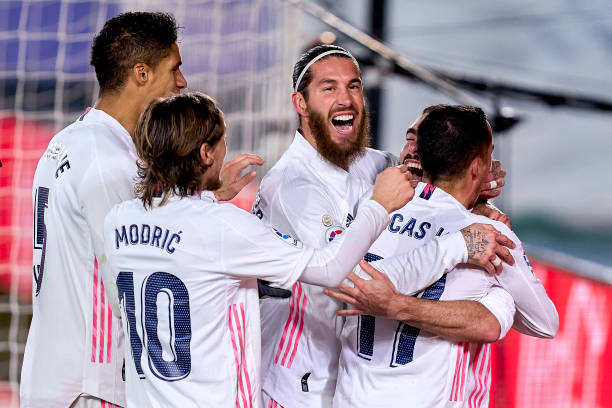 Real Madrid 2-0 Atletico Madrid: Zidane's men earn bragging rights in Madrid