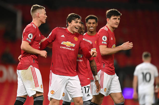 Manchester United 6-2 Leeds United: Red Devils triumph in War of Roses