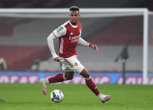 Arsenal defender Gabriel tests positive for COVID-19