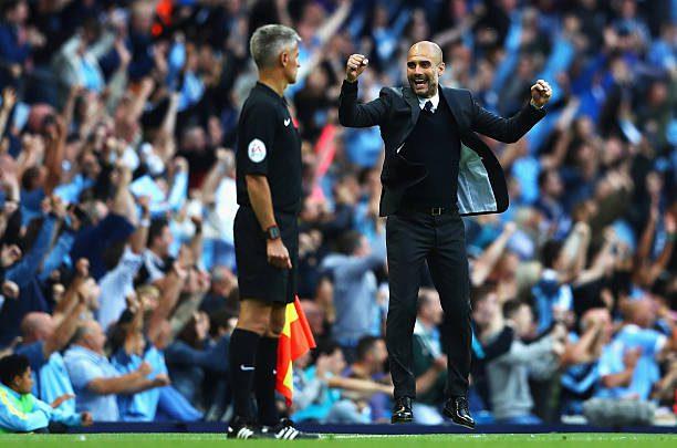 Monchengladbach vs Man City: Champions League draw