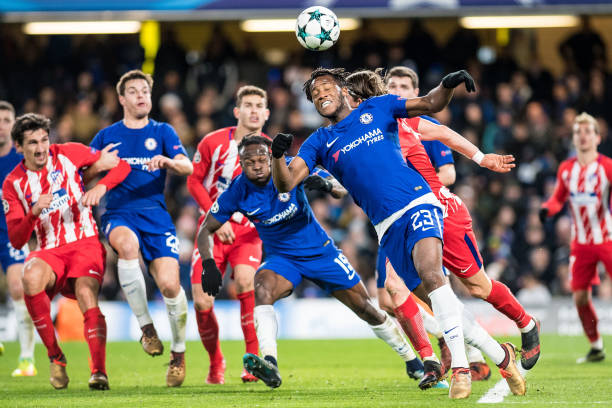 Atletico vs Chelsea: Champions League draw