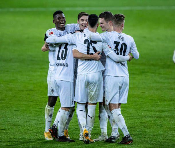 Monchengladbach stun Bayern after inspired turnaround
