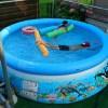 自宅プール開き!INTEX家庭用大型ビニールプールを選んだ理由とは?