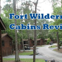 Review of Disney World Fort Wilderness Cabins & Campsites
